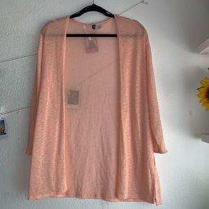 H&M Baby pink cardigan